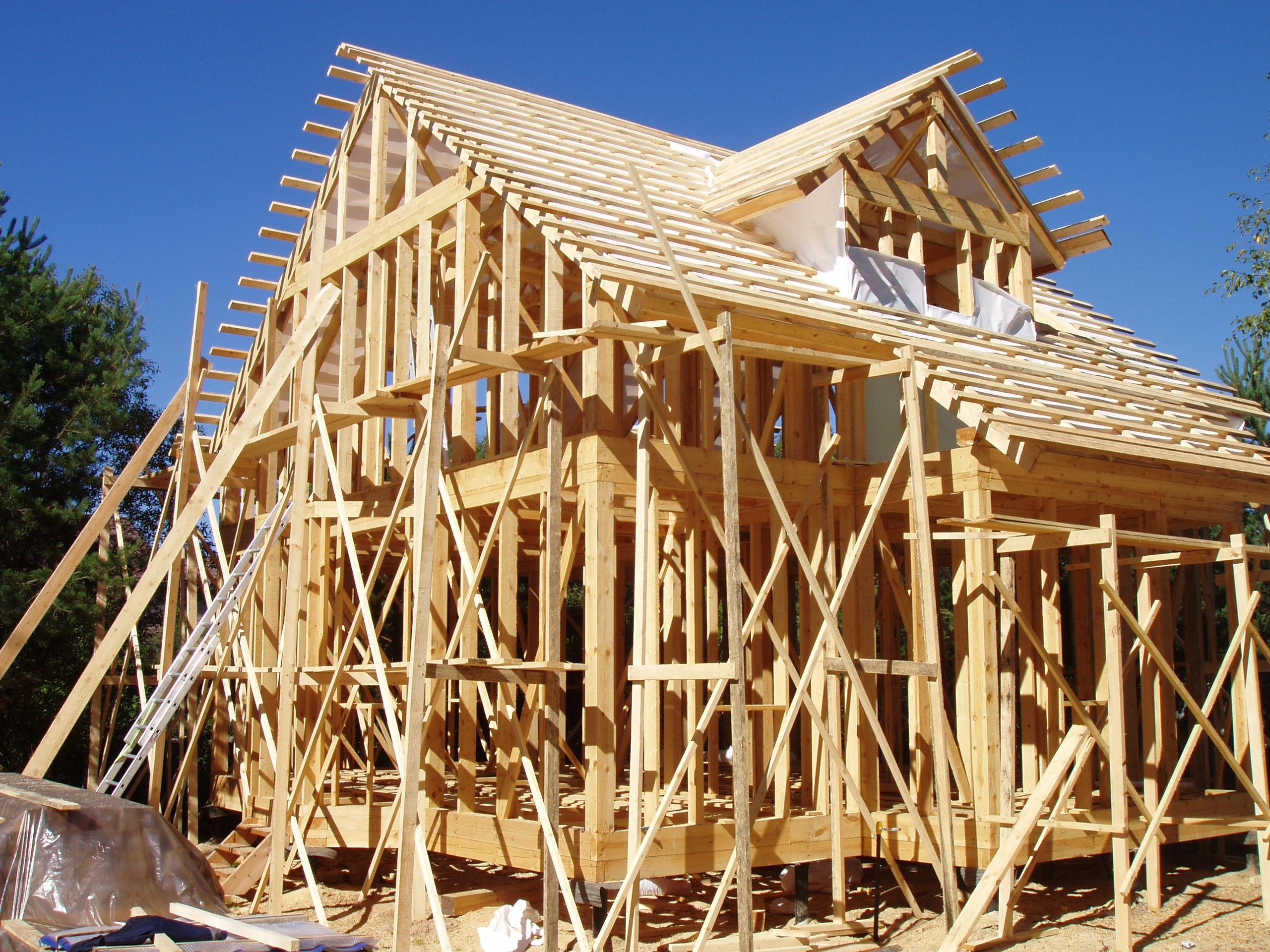 Строительство домов своими руками